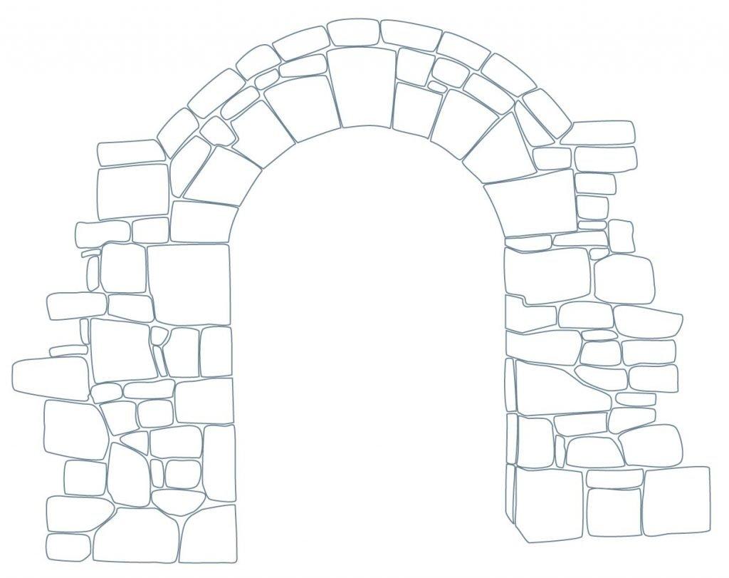 entranceway illustration